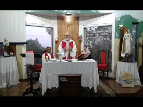 Santa Missa | 23.04.2020 | Quinta-feira | Padre José Sometti | ANSPAZ
