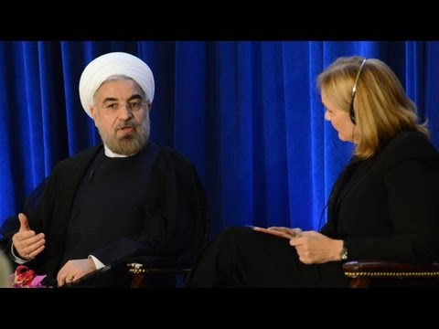 Rouhani: Fast-Tracking a Nuclear Agreement