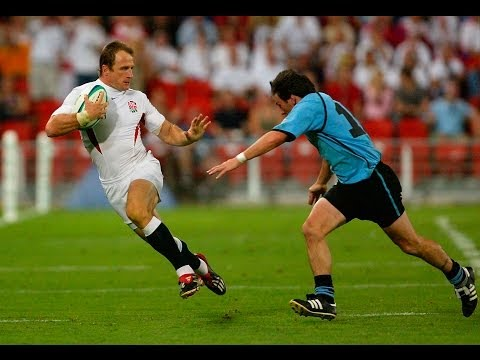 Rugby World Cup 2003 Highlights: England 111 Uruguay 13