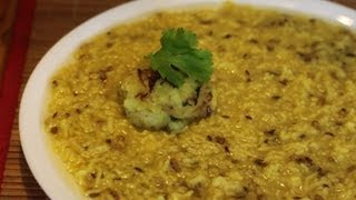 Three Dal Khichdi..