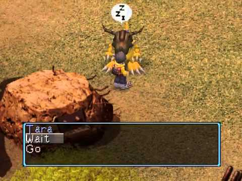 digimon world 1 how to get a numemon
