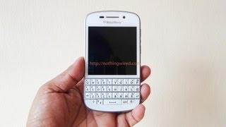 Blackberry Q10 Review: Complete In-depth Hands-on, Everything you need to know