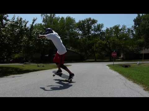 Trick Tip: Fakie Bluntslide 540