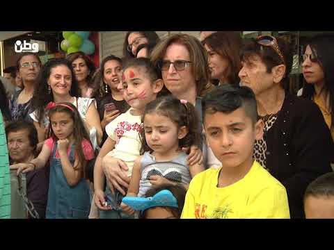 وسط حزن يخيم على أجواء العيد.. الفلسطينيون يحتفلون بسبت النور