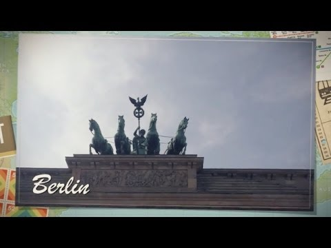 TRAVEL WITH MIR: Berlin