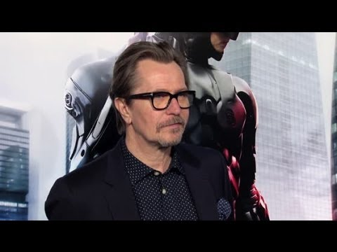 Gary Oldman Urges Others to 'Get Over' Mel Gibson's Racist Rants