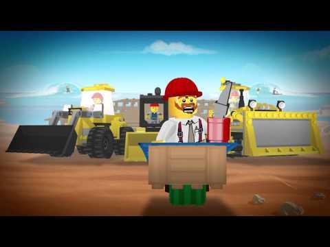 Lego City - Demoličná čata