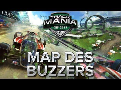 Trackmania Cup 2017 #40 : Map des buzzers