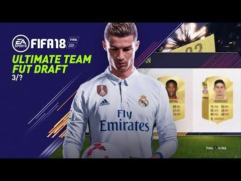 FIFA 18 | Ultimate Team | FUT Draft 3/?