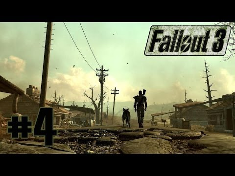 Fallout 3 ~Wasteland Survival Guide: Chapter 1 & Big Trouble in Big Town~ Part 4
