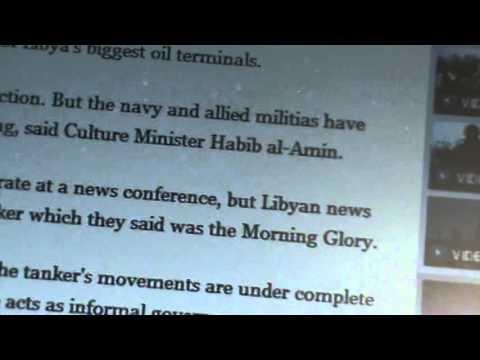 LIBYA SAYS IT'LL BOMB NORTH KOREAN TANKER FOR THIEVING IT'S OIL