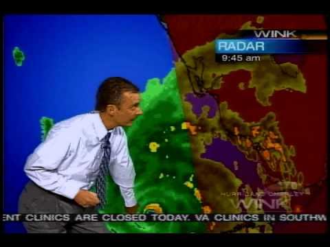 Hurricane Charley Jim Farrell WINK TV