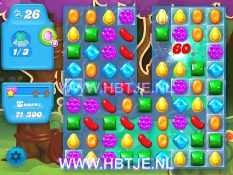 Candy Crush Soda Saga level 11