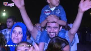 بالفيديو:مغاربة محيحين بالشطيح مع الداودي فمهرجان الدارالبيضاء |