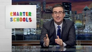 John Oliver: Charter Schools are like Pizza Shops
