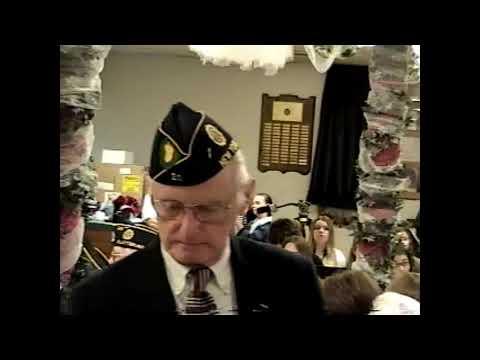 Legion Post 20 Veterans Day 11-11-04