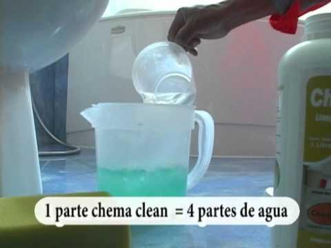 Chema clean limpiador de porcelanatos youtube for Liquido para limpiar marmol