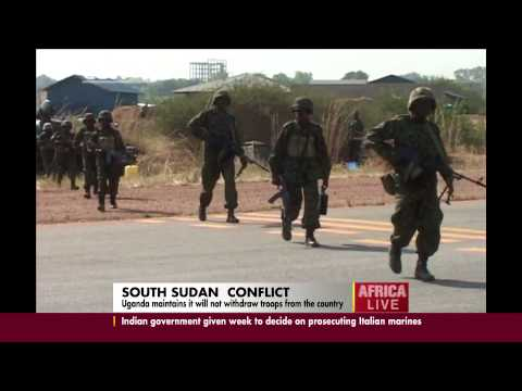 Uganda defends attacking rebel territories in South Sudan