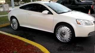 Pontiac G6 sittin on DUB spinners HD videos