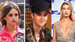 Hailey Baldwin habló de su enemistad con Selena Gomez, ex de su novio Justin Bieber