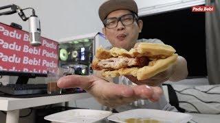Homemade Waffle Burger (FAILED!) | Experiment 4