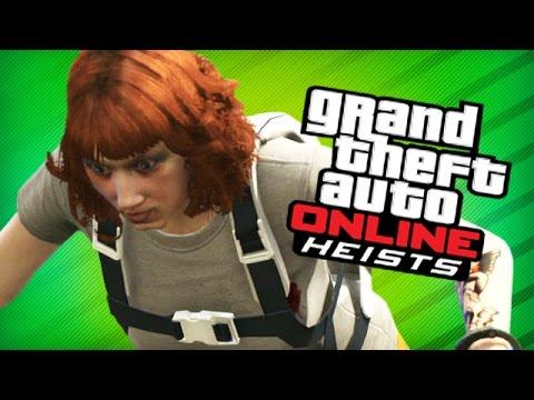 PRISON BREAK - Grand Theft Auto 5 ONLINE Heists