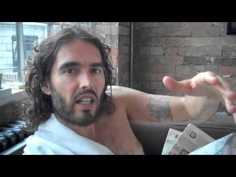 Why Would Brit Teen Muslims Join ISIS? Russell Brand The Trews Ep85