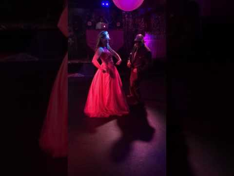 Sweet 16 epic daddy daughter dance!