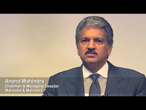 Anand Mahindra appeals for road safety - Hindi