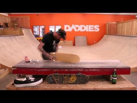 How to Assemble a Street Skateboard