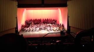 UHS, Magic of the Arts 2013 Act II, Scene 1 :   Fresno , CA