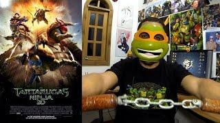 Crítica [Filme] As Tartarugas Ninja 2014