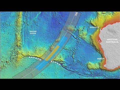 MH370 latest: plane search moves south