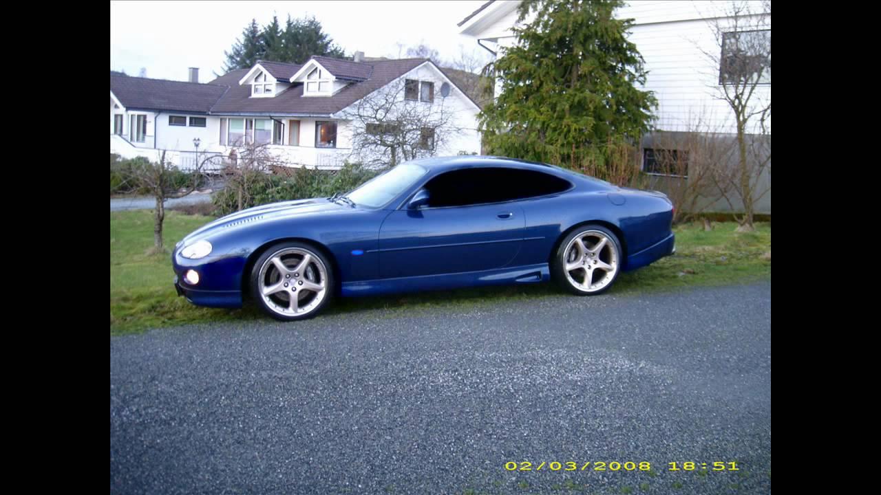 1999 jaguar xk8 body kit