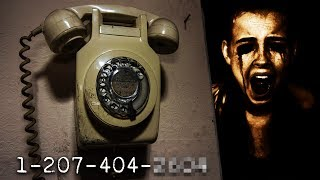 Top 15 Haunted Phone Numbers You Should NOT Call