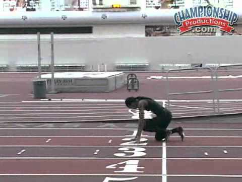 Texas A&M Track & Field Series - Drills and Progressions for Championship Sprints, Starts and Relays