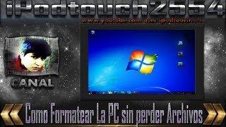 Como Formatear E Instalar Windows 7 Ultimate