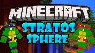 Minecraft Stratosphere / Tartarugas Ninja