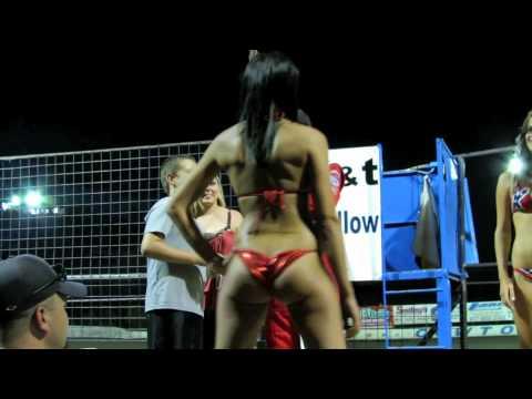 Cowtown Speedway Bikini Contest