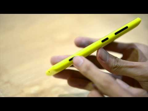 Tinhte.vn - Trên tay Nokia Lumia 720 chính hãng