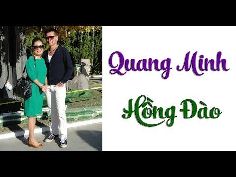 Chuyện tình của vợ chồng danh hài Quang Minh - Hồng Đào