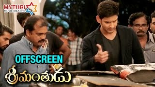Srimanthudu-Movie-Making