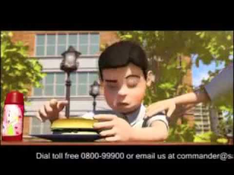 Commander Safeguard - Back to School - Full Movie - YouTube