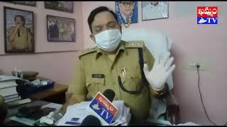 లాక్ డౌన్ నిబంధనలు పాటించాలి : RTO భద్రూనాయక్