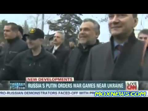 Crisis in Ukraine.Russia Readies TROOPS for possible INVASION of UKRAINE.