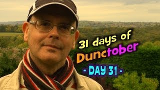 DAY 31, 31 Days Of Dunctober Video Lesons, Speak English With Misterduncan