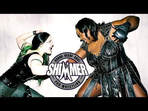 SHIMMER Women's Wrestling - MsChif vs. Amazing Kong - April 2007 (SHIMMER Vol. 9)