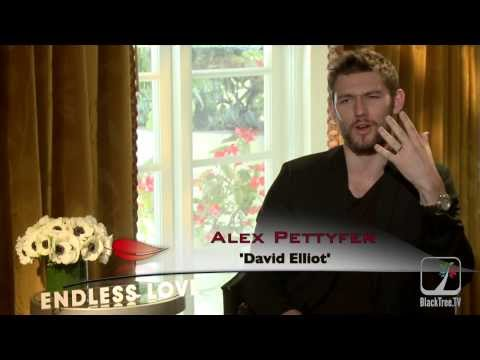 ENDLESS LOVE interview w/ Alex Pettyfer