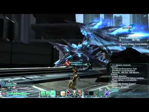 Nega.vn - Phantasy Star Online 2 ra mắt vũ khí hủy diệt mới mang tên Katana