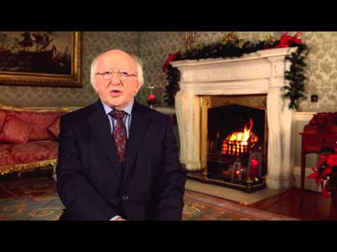 Christmas and New Year Message from President Michael D. Higgins
